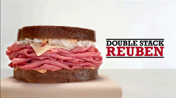 Arby's Double Stack Reuben TV Spot, 'Rename the City'