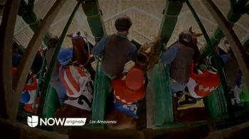 Univision NOW TV Spot, 'Las Amazonas' [Spanish]