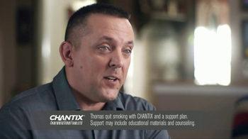 Chantix TV Spot, 'Thomas: Such a Relief'