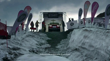 Land Rover Own the Adventure Sales Event TV Spot, 'Downhill Inferno'