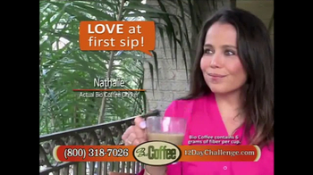 Bio Coffee TV Spot, '12 Day Challenge'