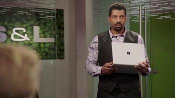 Microsoft Surface TV Spot, 'ABC: Black-ish'