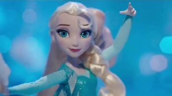 Frozen Snow Powers Elsa TV Spot, 'Walt Disney Studios: Flurry of Fun'