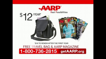 AARP TV Spot, 'Benefits Start Instantly' - Thumbnail 9