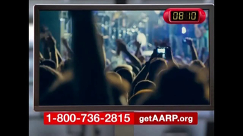 AARP TV Spot, 'Benefits Start Instantly' - Thumbnail 2