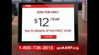 AARP TV Spot, 'Benefits Start Instantly' - Thumbnail 3