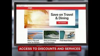 AARP TV Spot, 'Benefits Start Instantly'