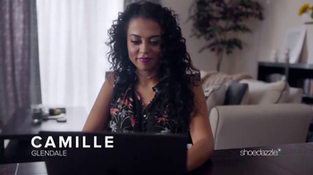 Shoedazzle.com TV Spot, 'Collections: Camille'