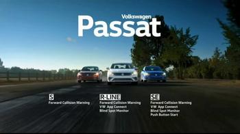 2017 Volkswagen Passat TV Spot, 'Presidents Day Bonus' - Thumbnail 5