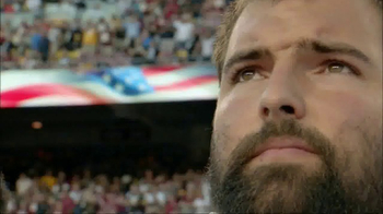NFL Salute to Service: Villanueva and Quinn thumbnail