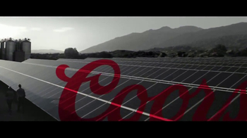Coors Light TV Spot, 'Solar'