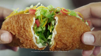 Taco Bell Naked Chicken Chalupa TV Spot, 'We've Never Been Ready' - Thumbnail 6