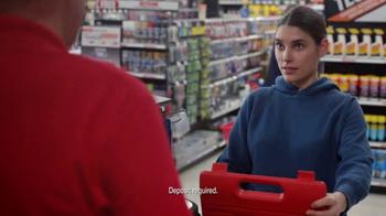 AutoZone TV Spot, 'Loan-A-Tool: That's It'