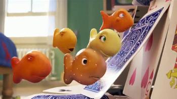 Goldfish TV Spot, 'Gilbert's Dream: Part One'
