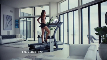 NordicTrack X22i TV Spot, 'The iFit Coach Ready Incline Trainer' - Thumbnail 7