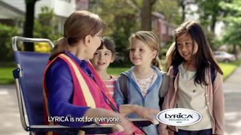 Lyrica TV Spot, 'Crossing Guard'