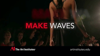 The Art Institutes TV Spot, 'Make Your Move'
