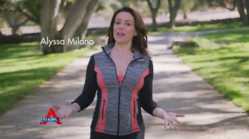 Atkins TV Spot, 'Almond Coconut Meal Bar' Featuring Alyssa Milano