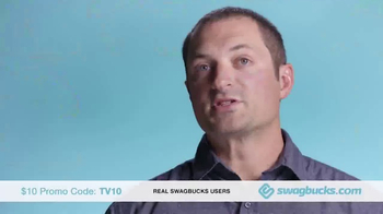Swagbucks TV Spot, 'Fun Rewards Program' - Thumbnail 1