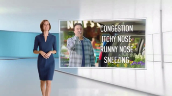Nasacort Allergy 24Hr TV Spot, 'Zero' - 1374 commercial airings