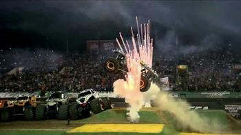 Monster Jam TV Spot, 'Angel Stadium: America's Best Contacts & Eyeglassess'