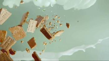 Chobani Flip Key Lime Crumble TV Spot, 'Snack'