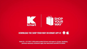 Kmart Billion Point Giveaway TV Spot, 'Flip Catch' - Thumbnail 7
