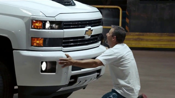 2017 Chevrolet Silverado TV Spot, 'Meet the Silverado Special Editions'
