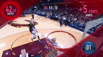 NBA InPlay TV Spot, 'Pick Your Players' - Thumbnail 5