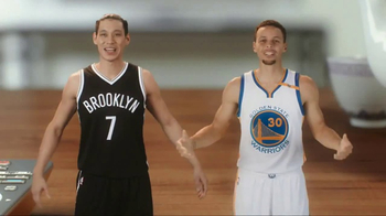 NBA TV Spot, \'Chinese New Year Secret Envelope\' Ft. Jeremy Lin, Steph Curry