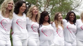 American Heart Association Go Red TV Spot, 'Real Women Mash-Up'