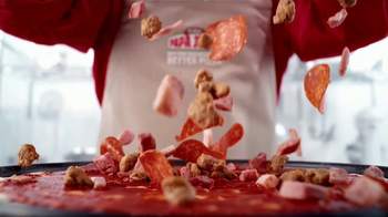 Papa John's Ultimate Meats Pizza TV Spot, 'Family'