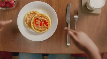 EGGO Waffles TV Spot, 'EGGO Rule No. 27: Ba-Bam' - Thumbnail 2