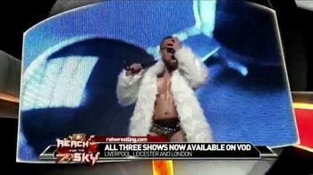 ROH Wrestling TV Spot, 'Reach for the Sky'