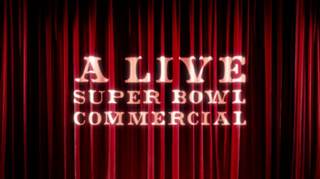 Super Bowl 2017 Teaser: Curtains thumbnail