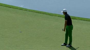 Michelob Ultra TV Spot, 'Golf Returns to the Games' Featuring Scott Langley