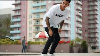 Nike TV Spot, 'Unlimited Fun' Featuring Nyjah Huston, Song by FNDTY