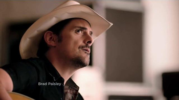 Nationwide Insurance TV Spot, 'Songs for All Your Sides: Brad Paisley' - Thumbnail 2