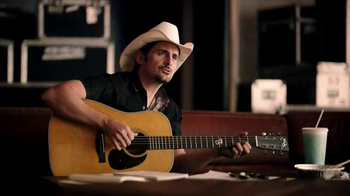 Nationwide Insurance TV Spot, \'Songs for All Your Sides: Brad Paisley\'