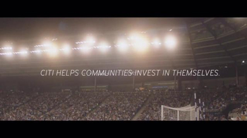 Citi TV Spot, 'Sports Venues Help Revitalize Kansas City' Feat. Matt Besler