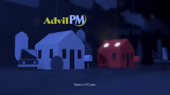 Advil PM TV Spot, 'Fact: Lying Awake' - Thumbnail 3