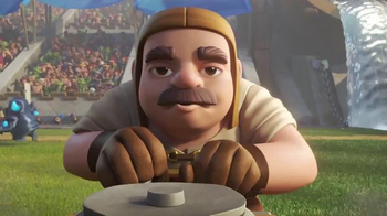 Clash Royale TV Spot, 'Landscaper'