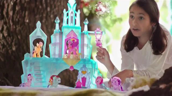 My Little Pony Explore Equestria Crystal Empire Castle: Discover thumbnail