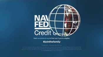 Navy Federal Credit Union App TV Spot, 'Zip Line' - Thumbnail 6