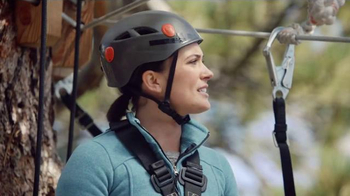 Navy Federal Credit Union App TV Spot, 'Zip Line' - Thumbnail 4