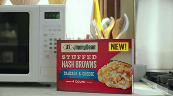 Jimmy Dean Stuffed Hash Browns TV Spot, 'Harold'