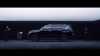Infiniti QX80 TV Spot, 'The Meaning of X'