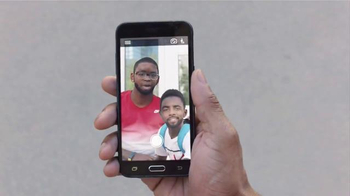 Kids Foot Locker TV Spot, 'Swap' Featuring Kyrie Irving