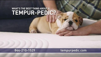 Tempur-Pedic TV Commercial, 'Infinitely Adaptable' - iSpot.tv