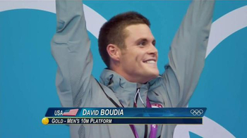 Head & Shoulders TV Spot, 'Shoulders of Greatness' Featuring David Boudia